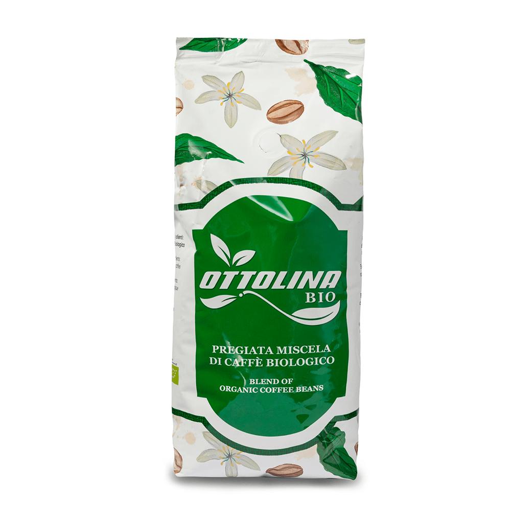 Caffè Ottolina Biologische Koffiebonen 500gr