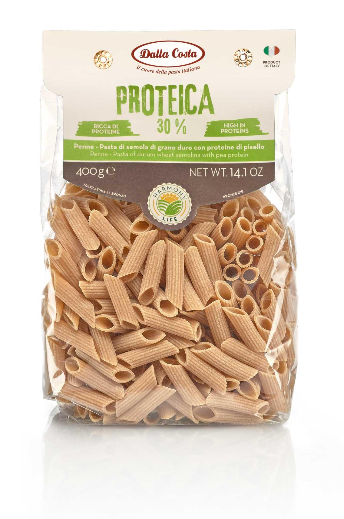 Proteïne Penne van semola Dalla Costa